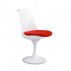 Eero Saarinen Style Tulip Chair White - Replica