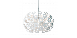 Richard Hutten Moooi Dandelion Suspension Light White - Replica