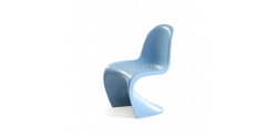 Verner Panton Chair Blue- Replica