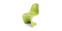 Verner Panton Chair Green- Replica
