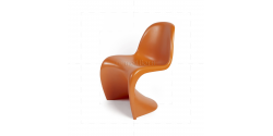 Verner Panton Chair Orange- Replica