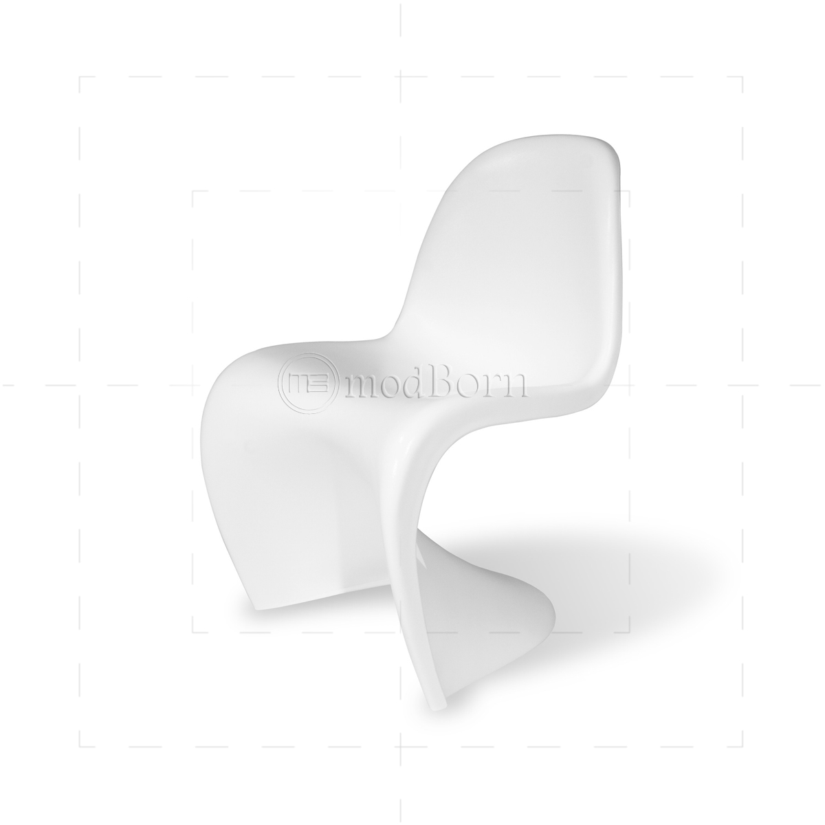 verner panton chair white replica. Black Bedroom Furniture Sets. Home Design Ideas