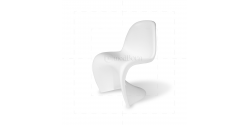 Verner Panton Chair White- Replica