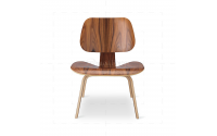 Eames Style Dining LCW Rosewood Chair