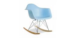 Rocking RAR Arm Chair BLUE