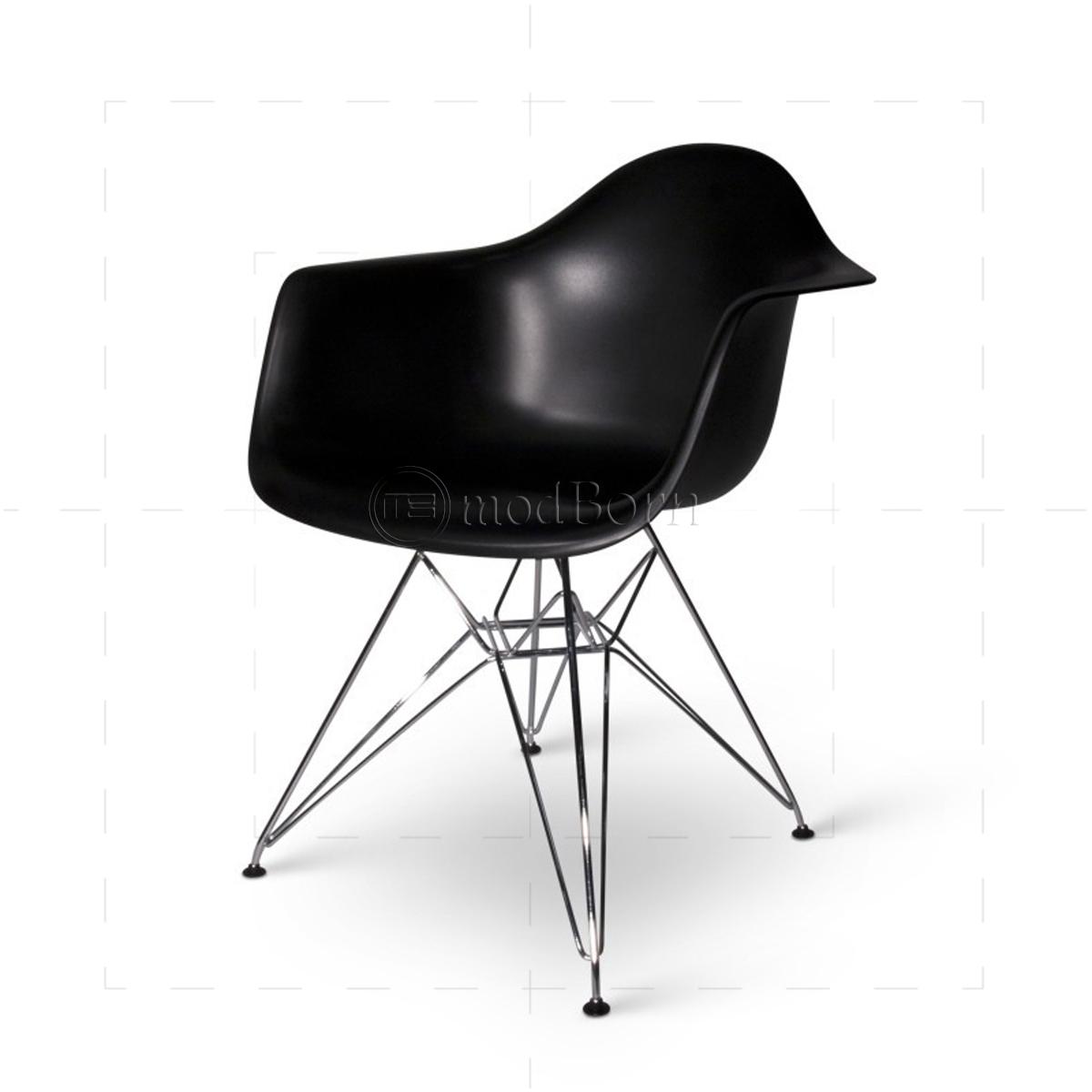 Eames Style Dining DAR Arm Chair Black : eamesdarchairblack 1 1200x1200 from www.modborn.com size 1200 x 1200 jpeg 267kB