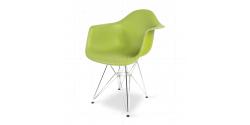 Dining DAR Arm Chair Green