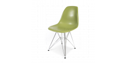 Eames Style Dining DSR Eiffel Chair Green - Replica