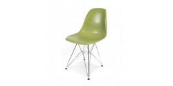 Dining DSR Eiffel Chair Green