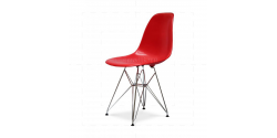 Eames Style Dining DSR Eiffel Chair Red - Replica