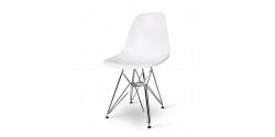 Dining DSR Eiffel Chair White