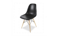 Eames Style Dining DSW Chair Black
