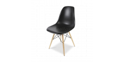 Eames Style Dining DSW Chair Black - Replica