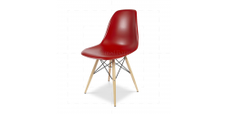 Eames Style Dining DSW Chair Red - Replica