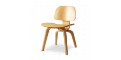 Dining LCW Walnut Wood Chair