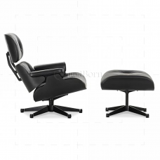 Fresh White Eames Lounge Chair