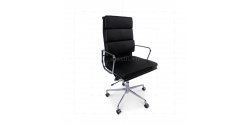 Eames Office Chair Soft Pad BLACK