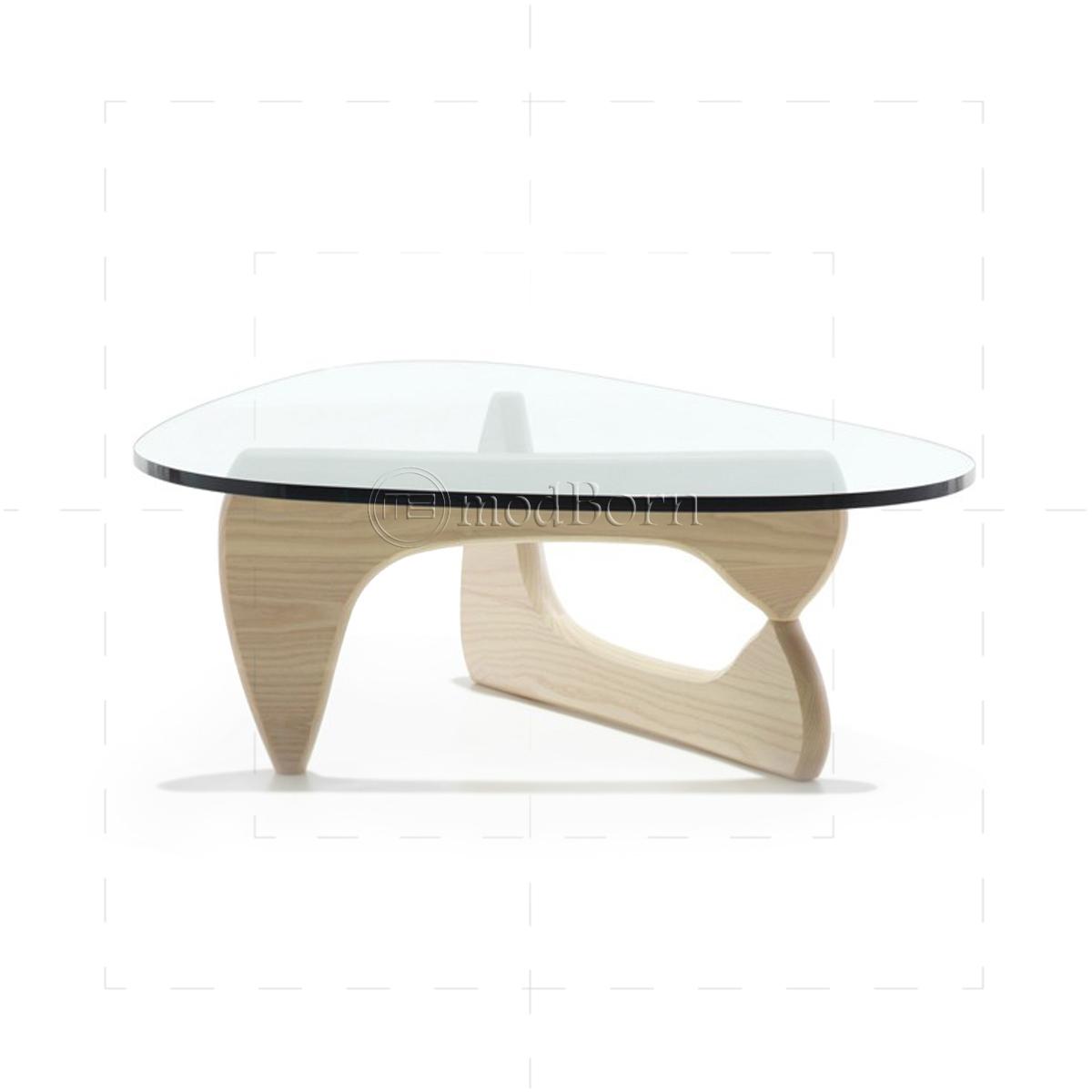 lsamu Noguchi Style Coffee Table ASHWood- Replica