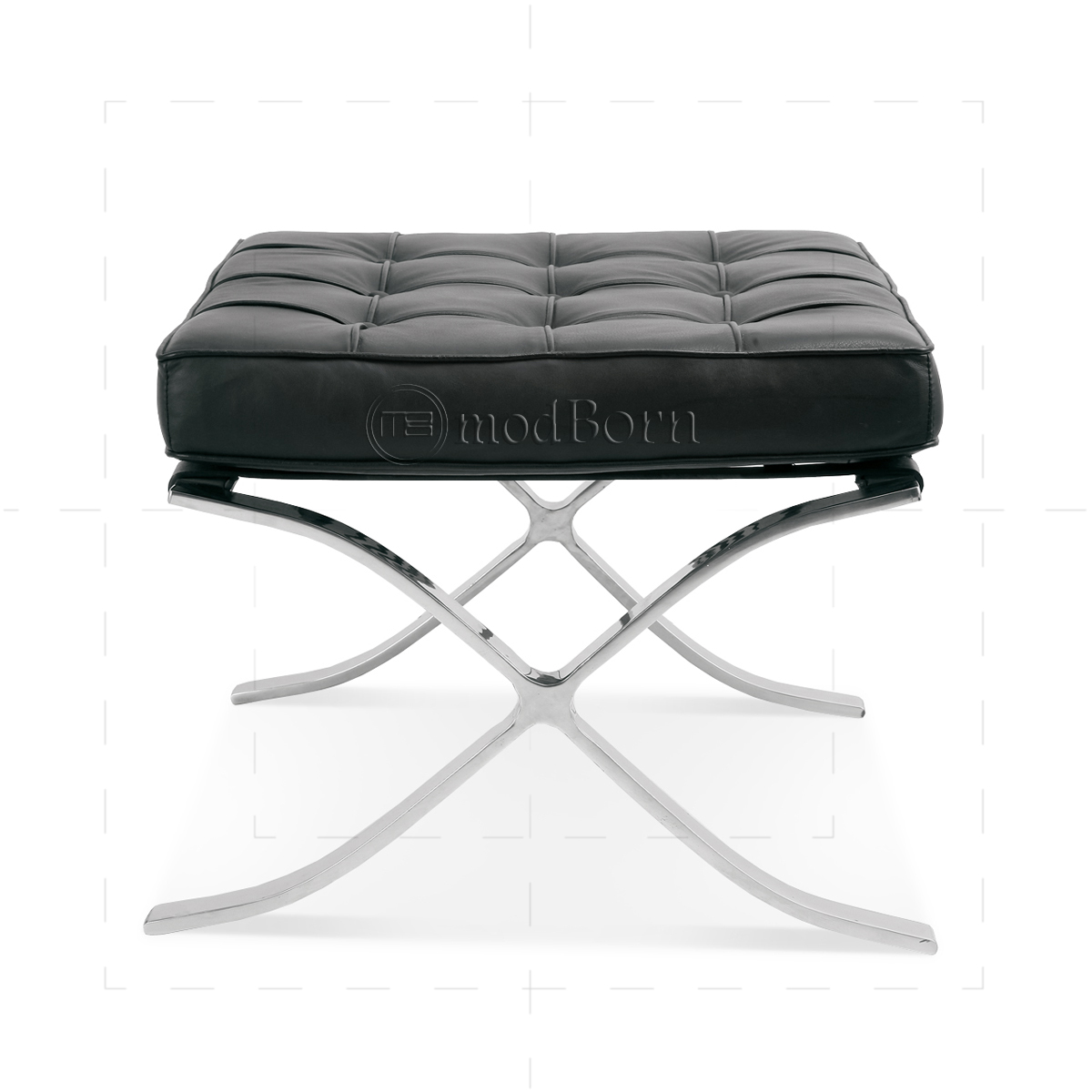 barcelona style furniture. ludwig mies van der rohe barcelona style chair black leather replica furniture o