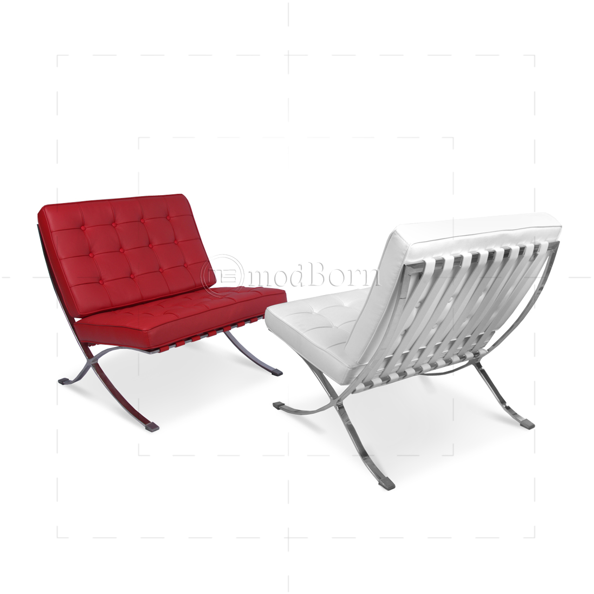 White Eames Lounge Chair : mies ven der rohe barcelonachair white and red 1200x1200 from www.tehroony.com size 1200 x 1200 jpeg 226kB