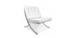 Barcelona Chair WHITE